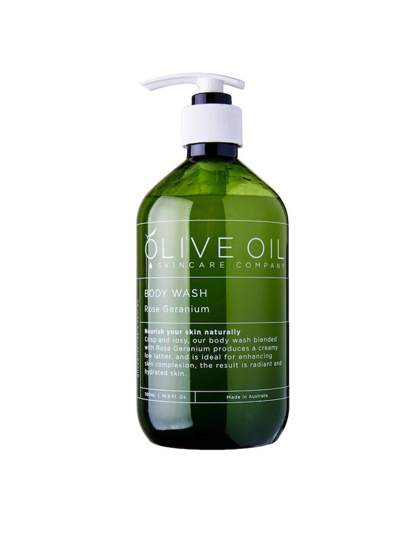 Olive Oil Body Wash