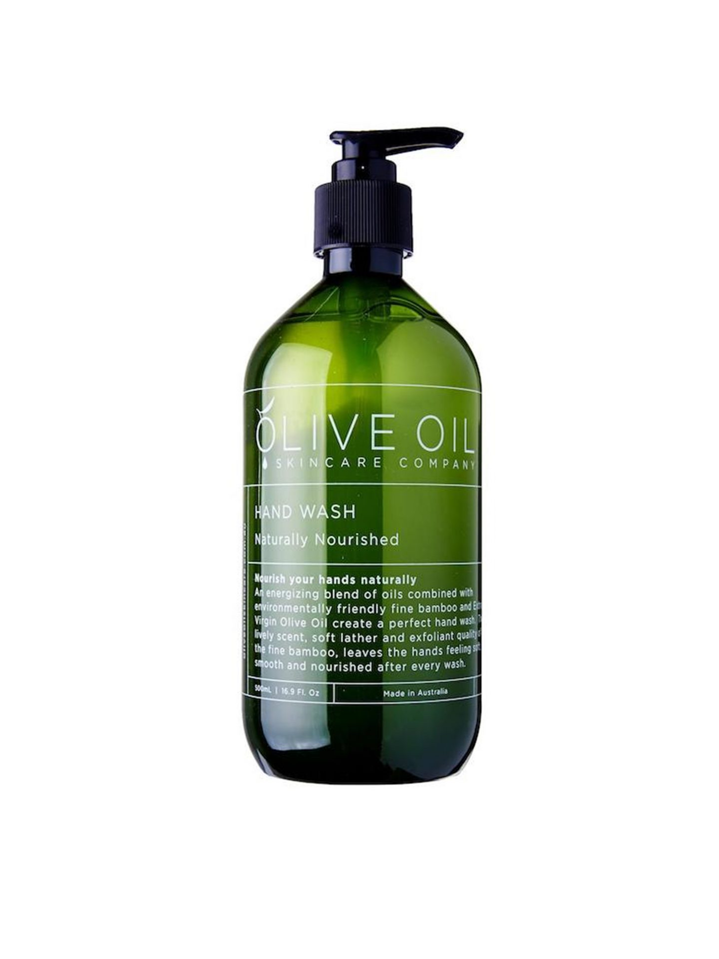 Olive Oil Hand Wash
