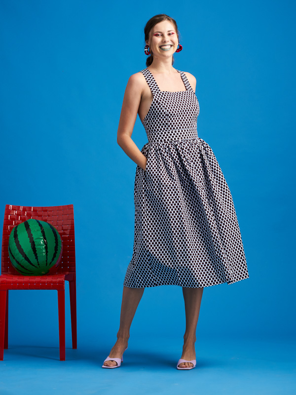 OA - Looqal - Ayomide Dress Ck-1
