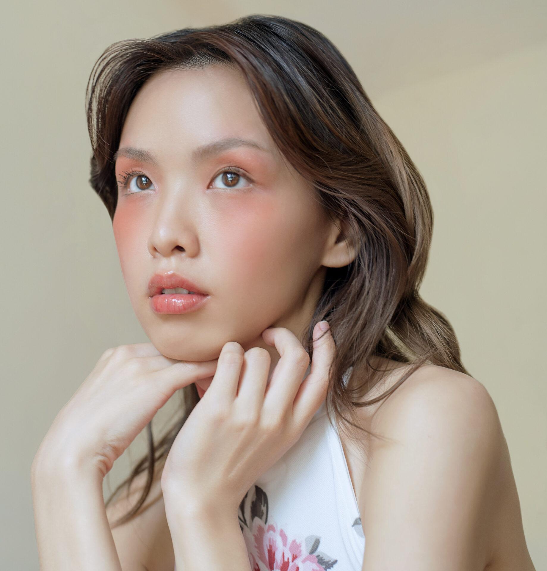 Vivien makeup